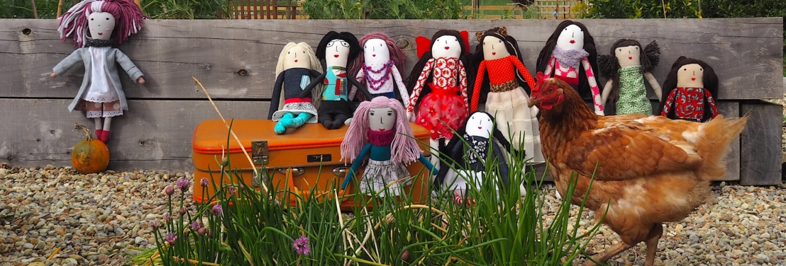 Edie Dolls by the Good Home Project